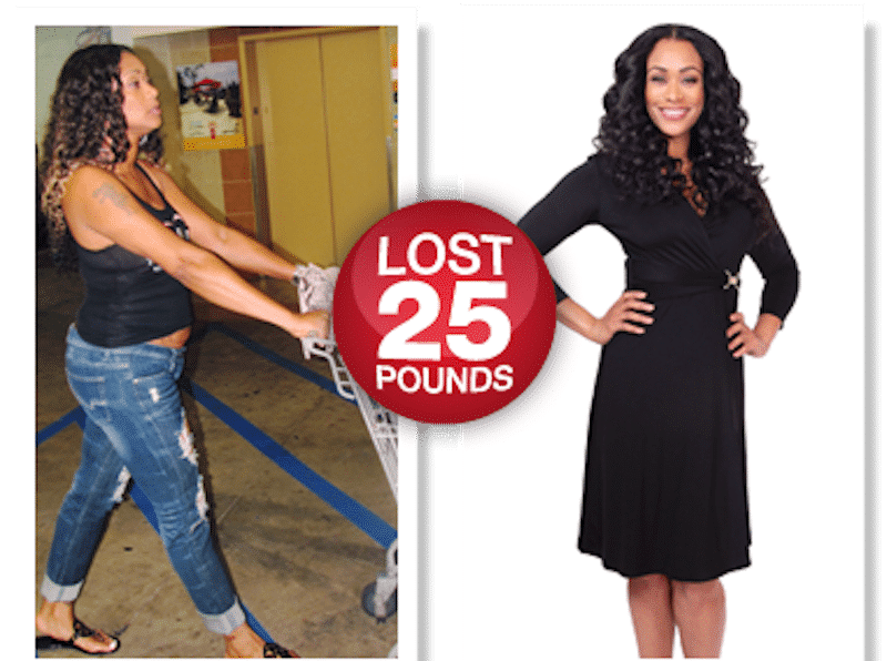 Tami Roman weight loss pictures