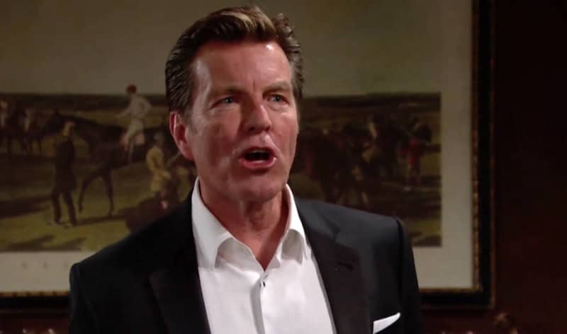 Jack Abbott on The Young and the Restless