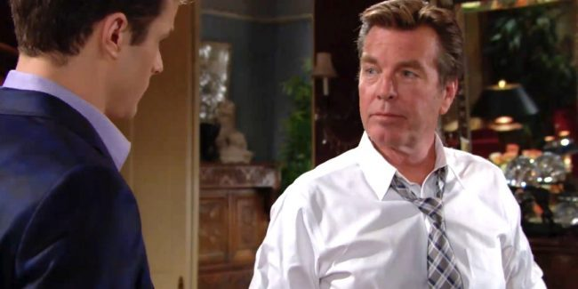 Jack and Kyle on The Young and the Restless