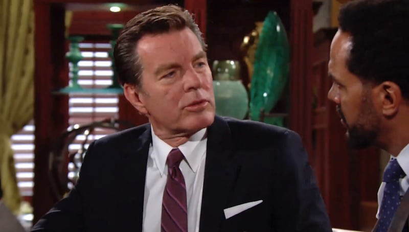 Jack on The Young and the Restless