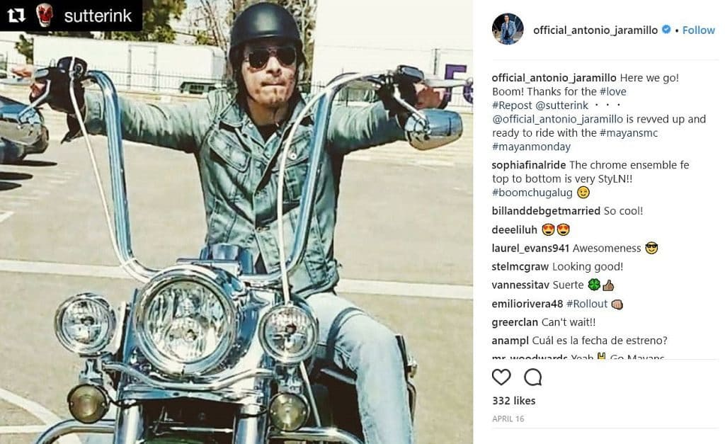 Mayans MC: Full cast of characters, trailer, release date ...
