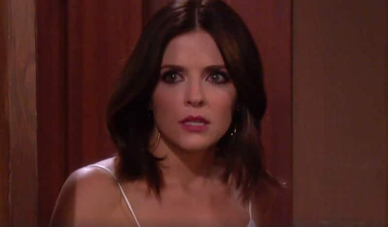 Jen Lilley as Theresa on Days of our Lives
