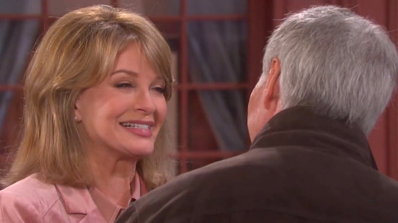 John proposes to Marlena on Days of our Lives