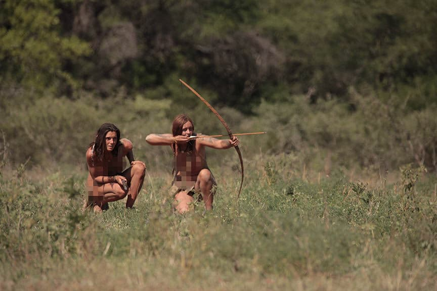 Kaila Cummings Naked And Afraid