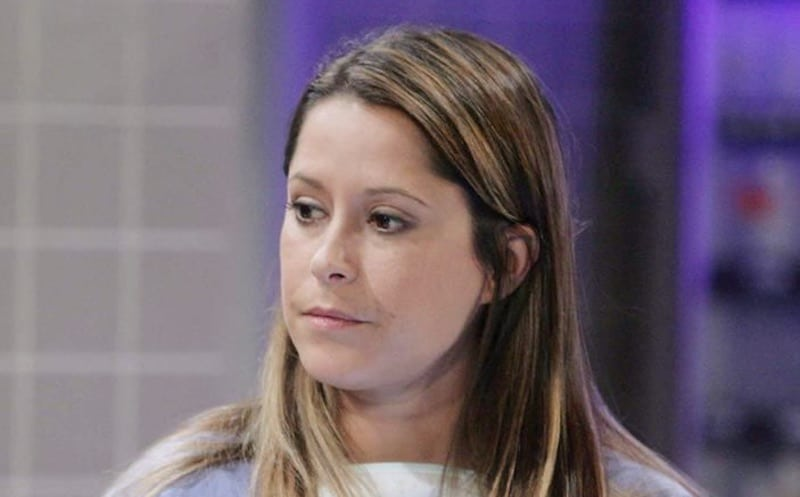 Kimberly McCullough as Robin on General Hospital