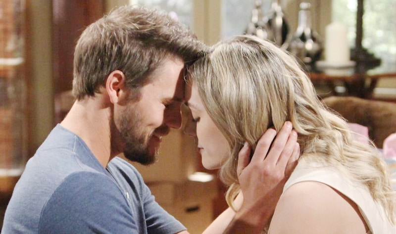 Liam and Hope on The Bold and the Beautiful