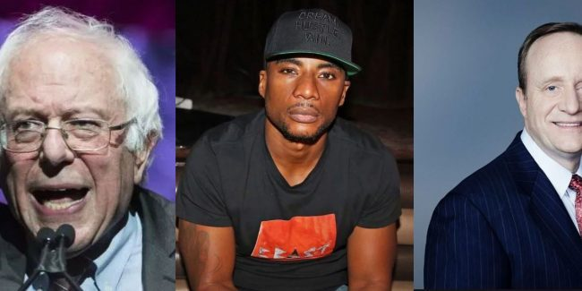 Bernie Sanders, Charlamagne Tha God, Paul Begala on Real Time with Bill Maher