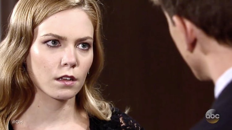 Will Nelle get caught on General Hospital and when?