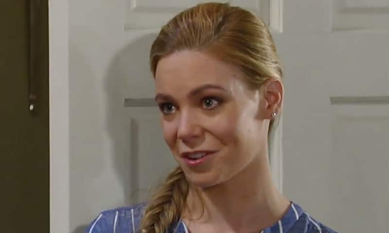 Nelle on General Hospital