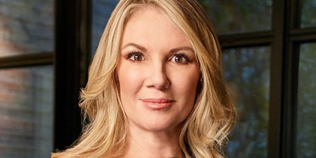 Ramona Singer in her The Real Housewives of New York City promotional photo
