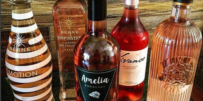 Excellent rosé wine finds for Memorial Day weekend 2018