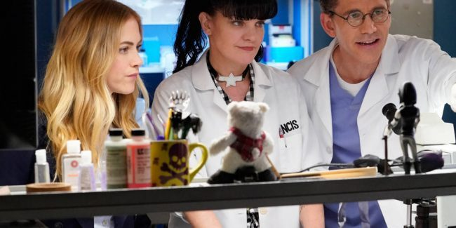 Why is Pauley Perrette leaving NCIS and what is she doing now?