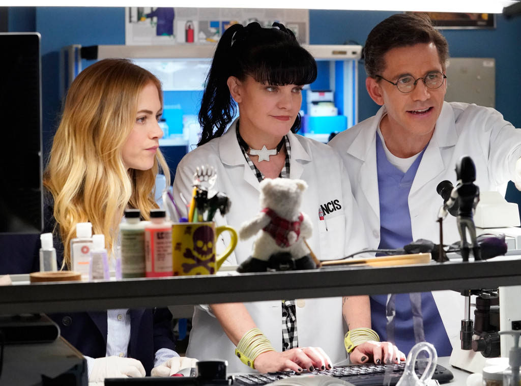 Pauley Perrette teases her final episode of