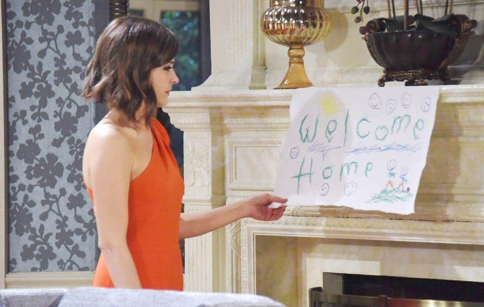 Theresa on Days of our Lives