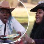 Tokyo Vanity and Spice fighting on Love & Hip Hop: Atlanta