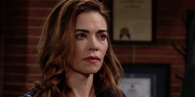 The Young and the Restless spoilers: Devon keeps a secret from Hilary, Victoria tells a little white lie