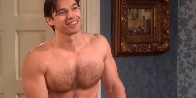 Xander on Days of our Lives