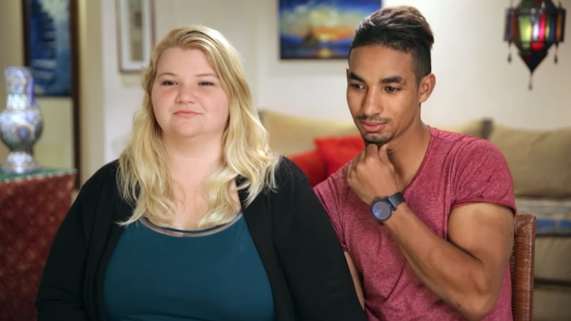90 Day Fiance: Nicole Nafziger calls off wedding to Azan Tefou after voice recordings come out