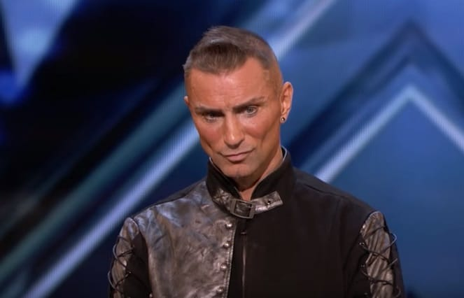 Who is Aaron Crow on America's Got Talent?
