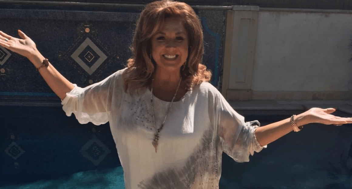Abby Lee Miller shares an update with fans on Instagram.