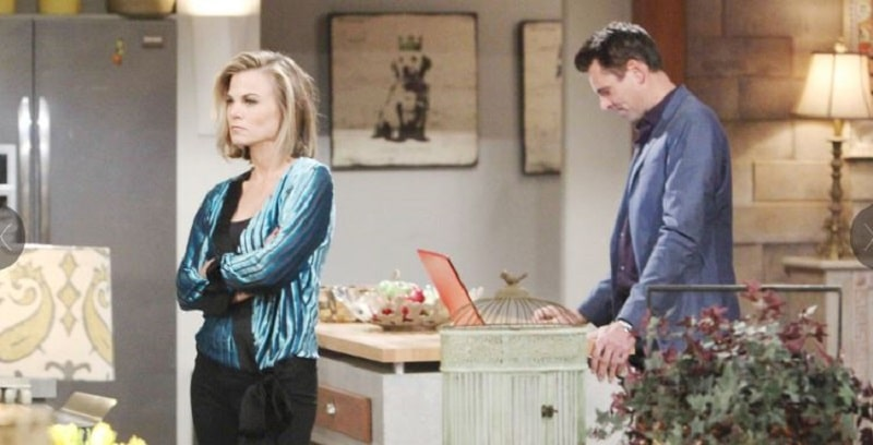 Billy and Phyllis from The Young and the Restless