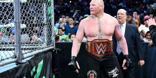 WWE Rumors: When will Brock Lesnar defend his Universal Championship next?