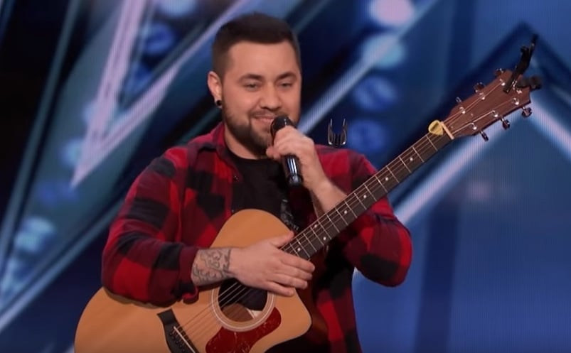 Brody Ray On America's Got Talent