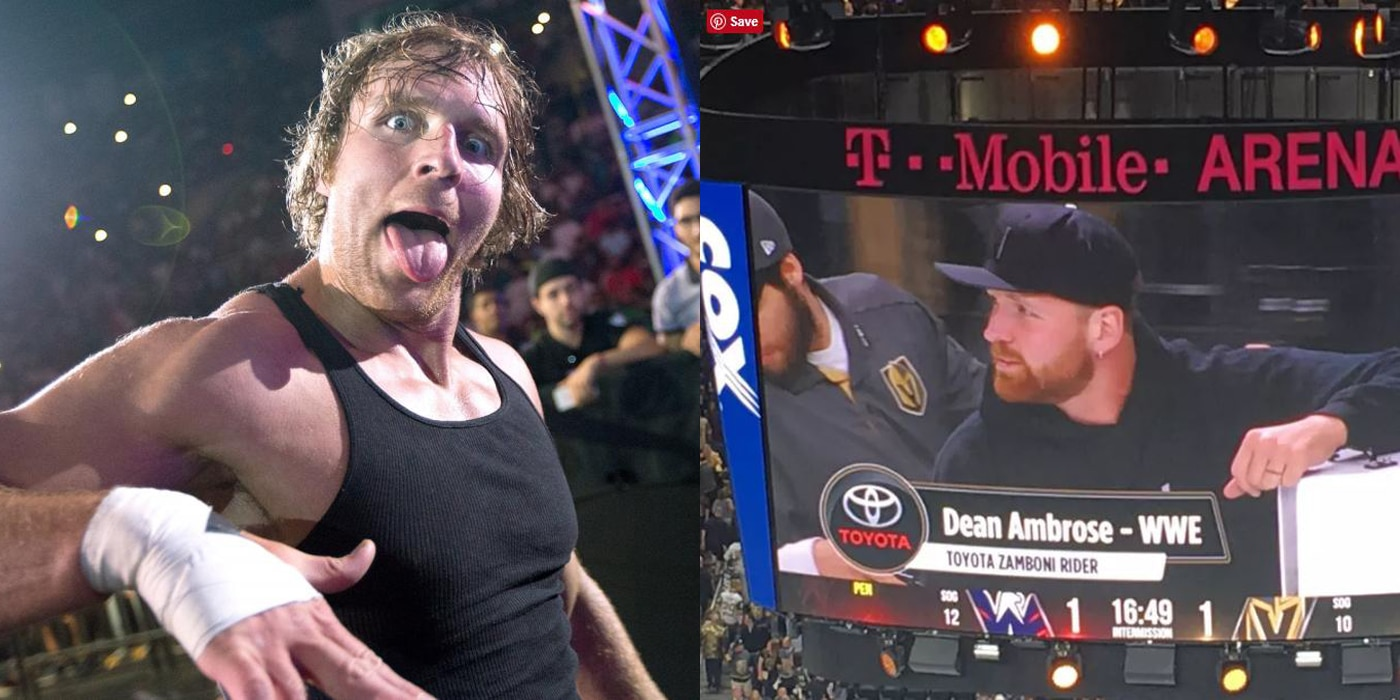 Dean Ambrose new look surprises fans. When will he make WWE return?