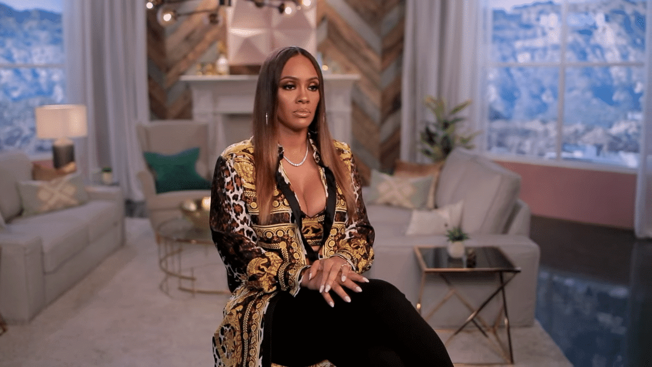 Evelyn Lozada on Basketball Wives