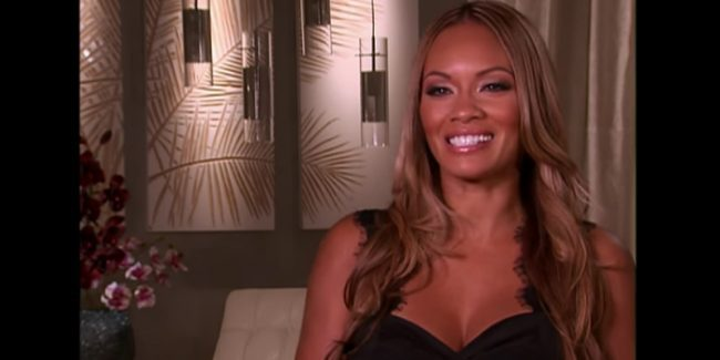 Evelyn Lozada's big secret revealed on Basketball Wives: Did she sleep with Shaunie O'Neal's ex?