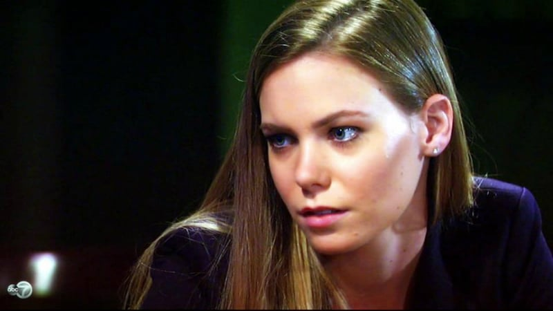 Nelle played by Chloe Ranier on General Hospital