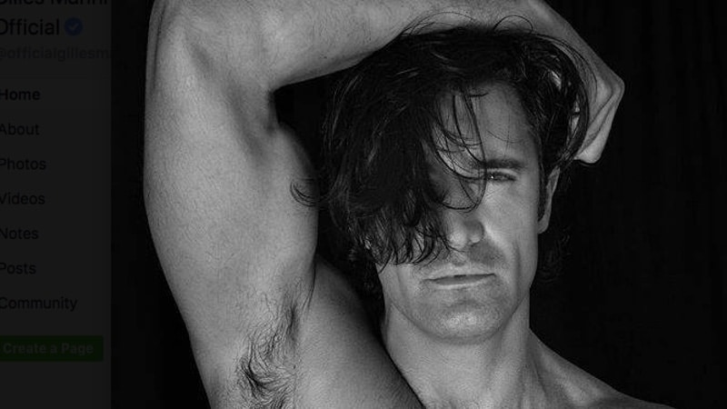 Judging by the photos on his Facebook page, Gilles Marini will set temperatures rising when he debuts on Days of our Lives as attorney Ted Laurent