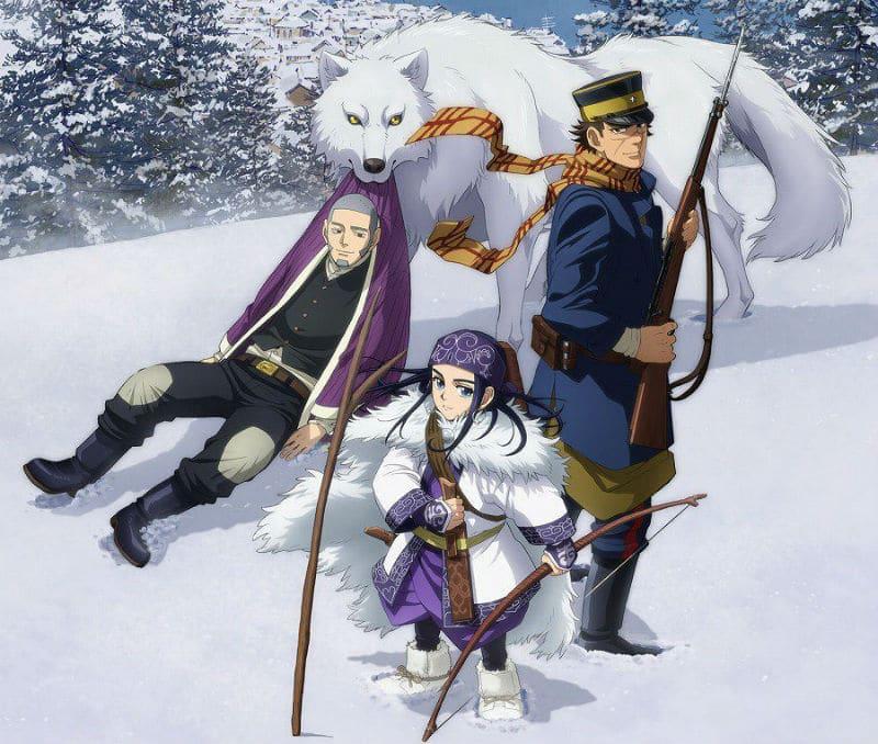 Golden Kamuy Season 3 release date: Sequel confirmed! OVA 3 and OVA