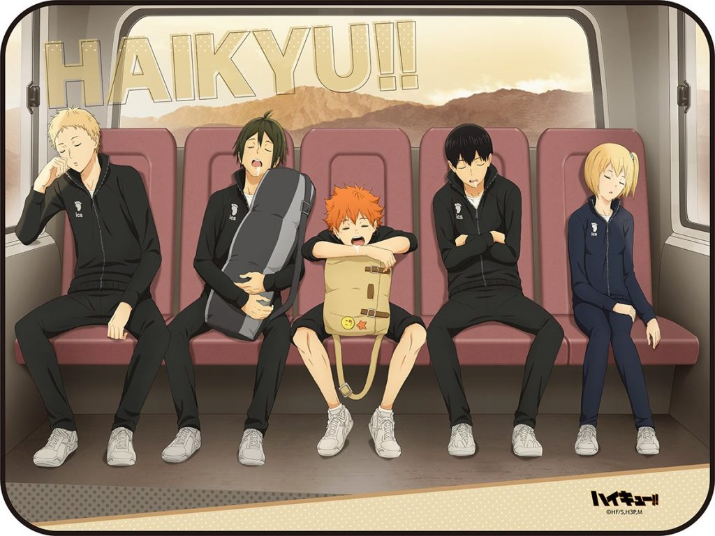 Haikyuu Jump Festa 2019 Visual