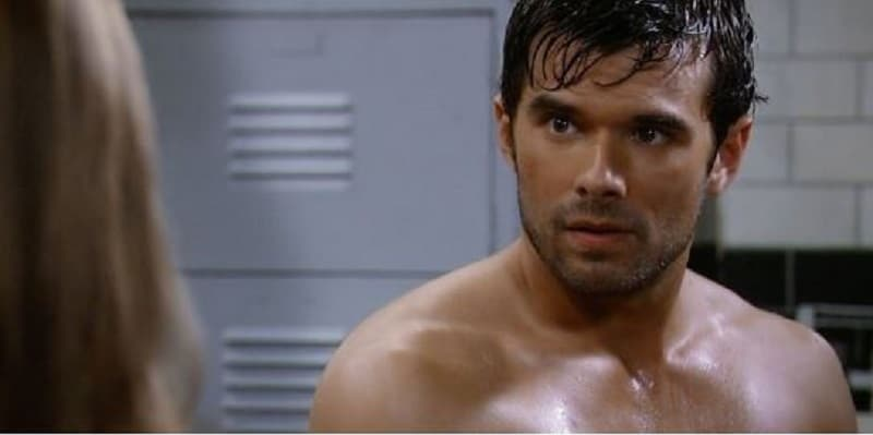 Harrison Chase on General Hospital