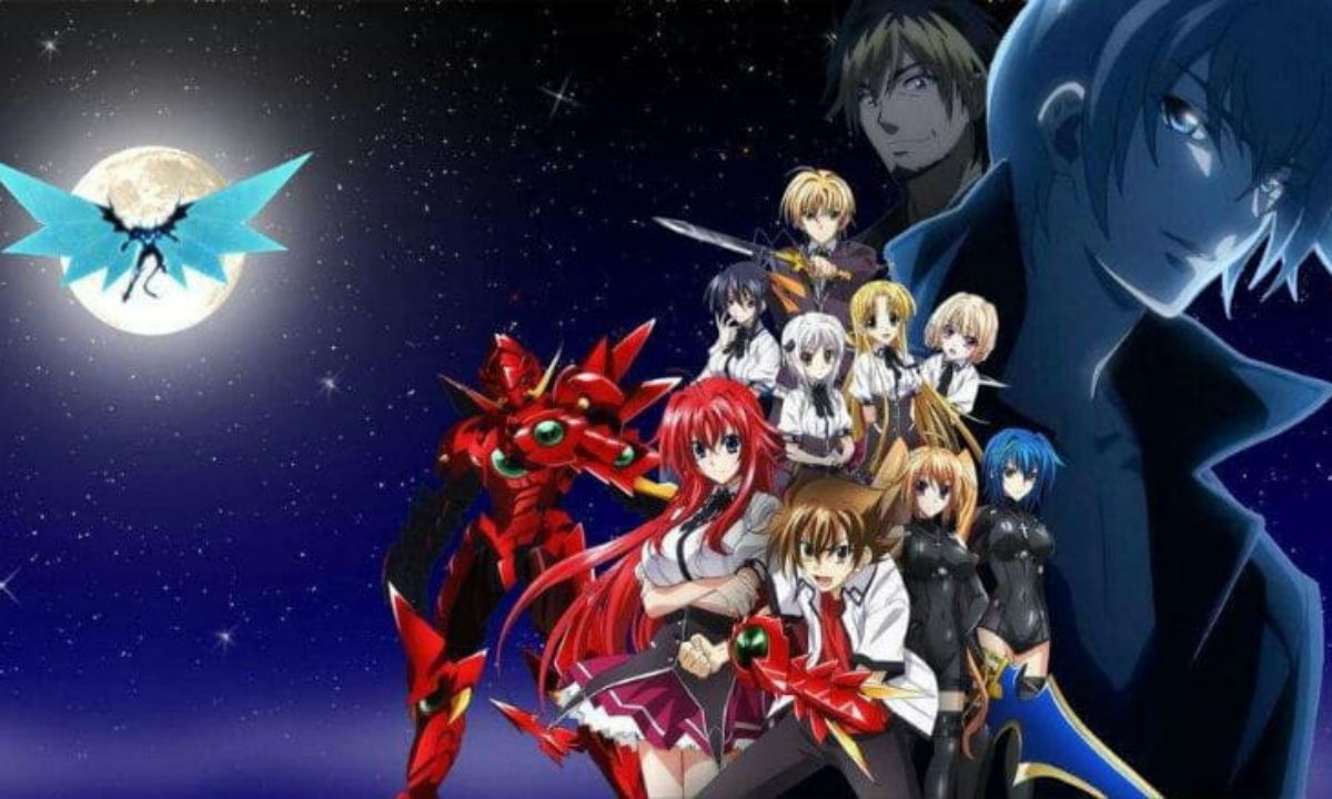 Highschool Dxd Season 5 Release Date Predictions Hero Producer Tells Fans To Have Faith