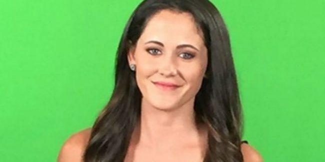 Jenelle Evans green screen