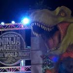 Chris Pratt and Bryce Dallas Howard featured as Jurassic World hits American Ninja Warrior