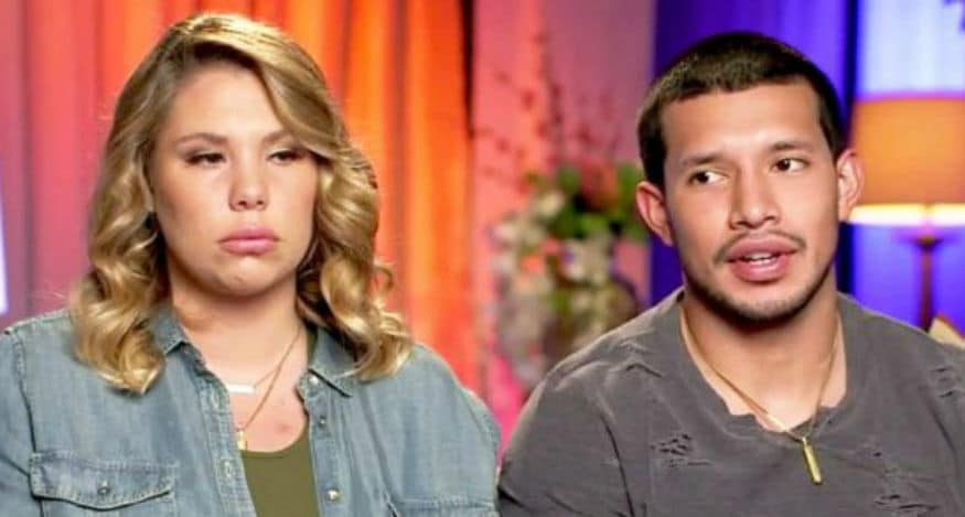Kailyn Lowry with Javi Marroquin