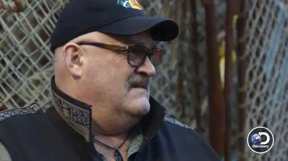 Captain Keith Colburn talks about his health problem on Deadliest Catch