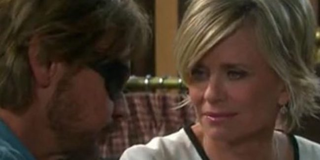 Mary Beth Evans in a still from Days of our Lives