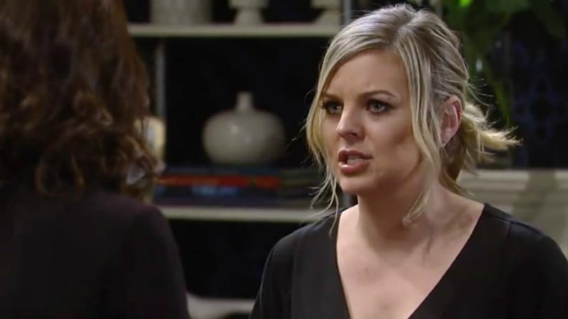 Maxie from General Hospital