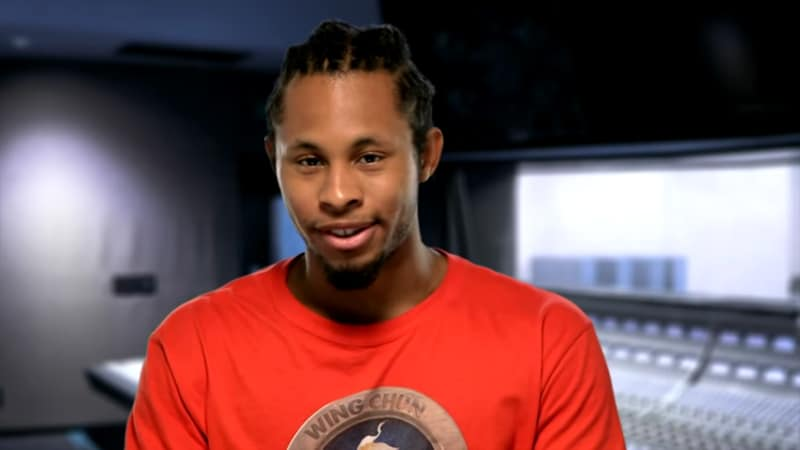 Tyran Moore Jr makes an appearance on Growing Up Hip Hop