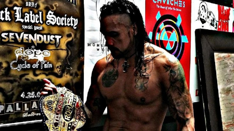 Exclusive Ring of Honor Interview: Punishment Martinez