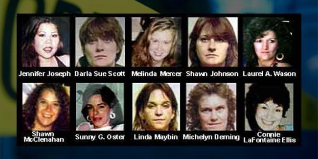 Robert Lee Yates victims