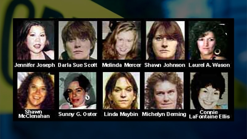 Robert Lee Yates victims