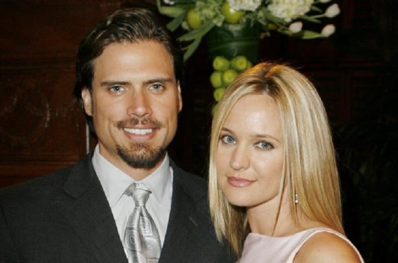Sharon and Nick on The Young and the Restless