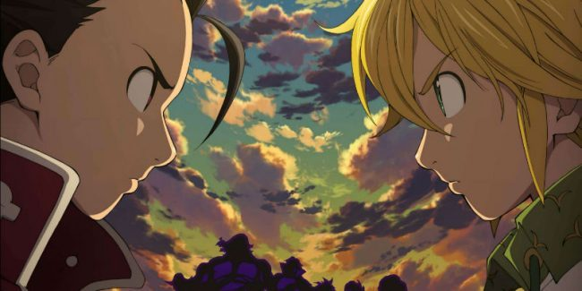 The Seven Deadly Sins Season 2 release date on Netflix U.S. will be after Japanese Nanatsu no Taizai broadcast ends in June - Will the anime's English dub be delayed until fall 2018