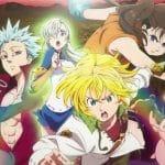 The Seven Deadly Sins Season 3 release date on Netflix U.S. Nanatsu no Taizai manga enough for third anime season, Prisoners Of The Sky movie premieres in fall 2018
