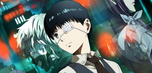 Tokyo Ghoul Season 3 Promo Posters